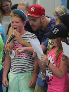 Rap Workshop Kinderen